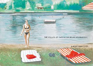 Ohne Titel (the collaps...), Johanna Kandl