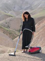 Vacuum  , Raeda Saadeh