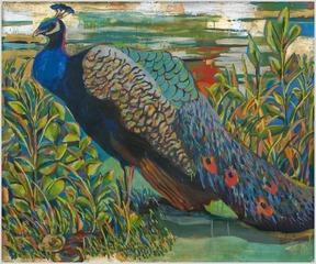 Peacock , Karen Heagle