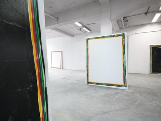 Relax/Outline Paintings, Cologne, David Ostrowski