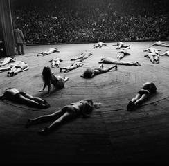 Living Theatre. Paradise Now. Napoli, Teatro Mediterraneo , Fabio Donato