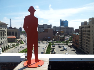 Man in the City series, John Sauve