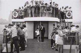 Staten Island Ferry, New York 1971, Garry Winogrand