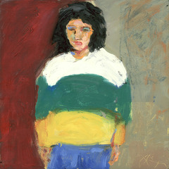 Portrait of a Girl, Honorable Mention, Henry Coupe
