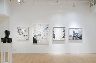 Installation View, Carter