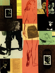 The Red Dancer of Moscow, R.B. Kitaj