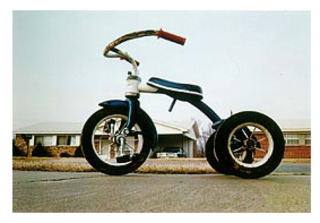 Tricycle (Memphis), William Eggleston