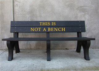 This Is Not a Bench, Danny First