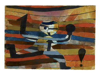Läufer – Haker – Boxer, Paul Klee