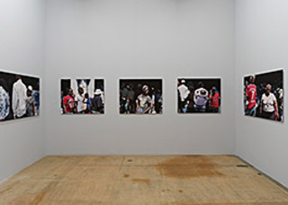 Installation View, Laurence Bonvin
