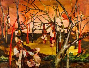 Forest Fruits, elizabeth glaessner