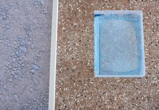 Digital Light Pool (stone), Hayley Tompkins