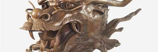 Circle of Animals/Zodiac Heads (detail), Ai Weiwei