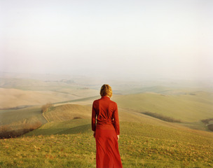 Der Wanderer, Elina Brotherus