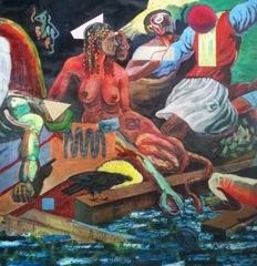 Raft (Sphinx), Max Presneill