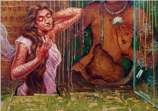 Untitled, Dipak Kundu