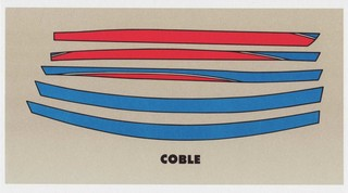 Coble, Ian Hamilton Finlay (with Gary Hincks)