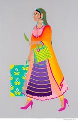 Mariam Maharaj (Mary), (Foreign Returned series), Meera Sethi