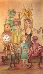 Family, Amy Ackerman
