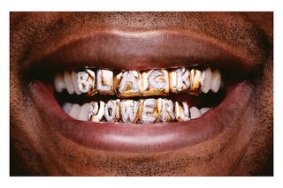 Black Power [from the series Branded], Hank Willis Thomas