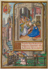 The Annunciation , Master of James IV of Scotland