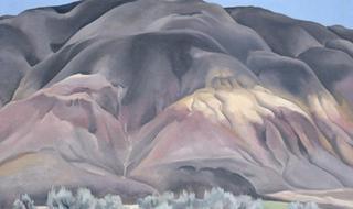 Grey Hill Forms, Georgia O'Keeffe