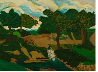 Shepherding, Robert Louis Thompson