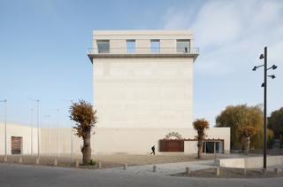 Holocaust museum - Kazerne Dossin, Mechelen,
