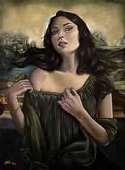 Mona Unveiled, Christina Lank