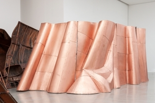 exhibition view, Danh Vo