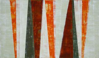 Hybrid/Orange Green Rust , Gordon Wiens