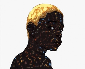 Prove how much you have grown ,Toyin Odutola