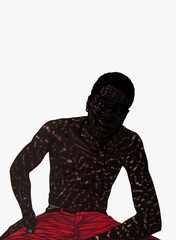 How much is a symbol worth?  ,Toyin Odutola
