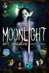 Moonlight Art Magazine #1, Christopher Moonlight