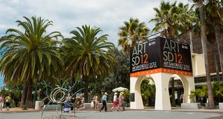 SD-2013 San Diego Contemporary Art Fair, ROGER WEIK