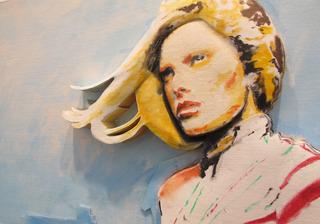 Untitled (Last Fashion), Larry Rivers