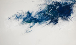 Walking on Water- Waves, Makoto Fujimura