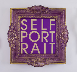 Self Port Rait, Ultra Violet