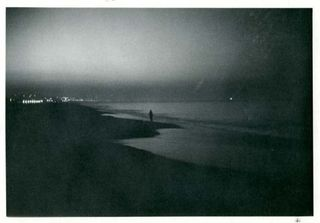 In Search of the Miraculous (One Night in LA) Study , Bas Jan Ader