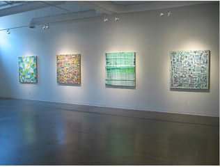Installation View, Matt Clark