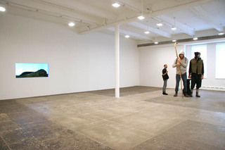 Installation view, Martin Honert