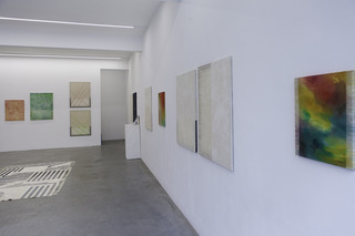 Installation view, Rebecca Ward