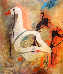 The Crying Goose, Alice Boyle