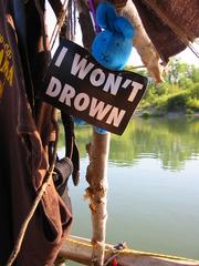 I Won\'t Drown, Wes Modes
