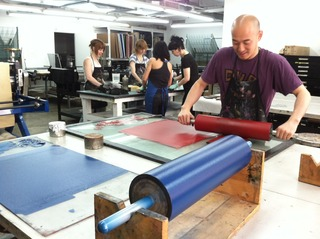 A Day at the Printshop!, Keigo Takahashi