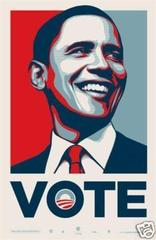 Vote , Shepard Fairey