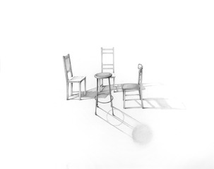 Conversation, Sheila Ghidini