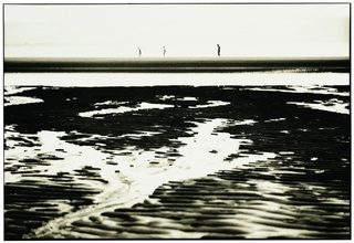 Strand bei Ebbe III, Harald Hentzschel