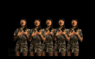 Grey Matter Paradise (screen capture) , Laura Hyunjhee Kim