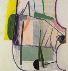 Untitled, Amy Sillman